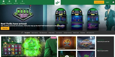 mrgreen casino website