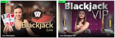 blackjack mrgreen