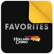 holland casino favorites app